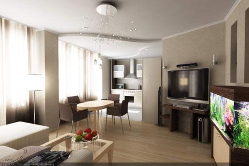 Дизайн типичных квартир